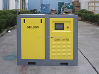 7-13bar screw air compressor with inverter