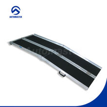 Solid Wheelchair Ramp with Grip Tape with CE
