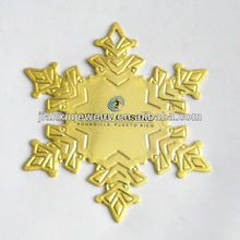 Snow flake Christmas ornament