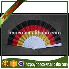 Top Selling football fans flag fan with high quality HC-078