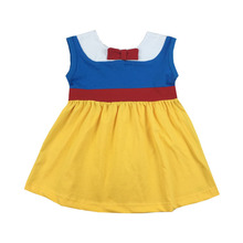 bulk wholesale kids baby frock designs pictures new design girls makeup summer dress up games for sale girl child dress