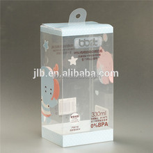 Transparent frosted package PP printed packaging box
