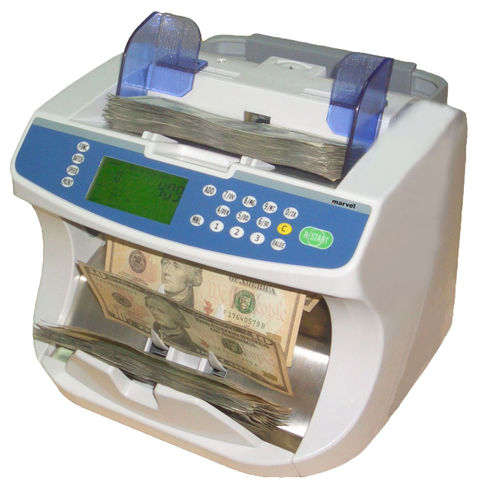 Marvel Banknote Counter - CAT500SAR