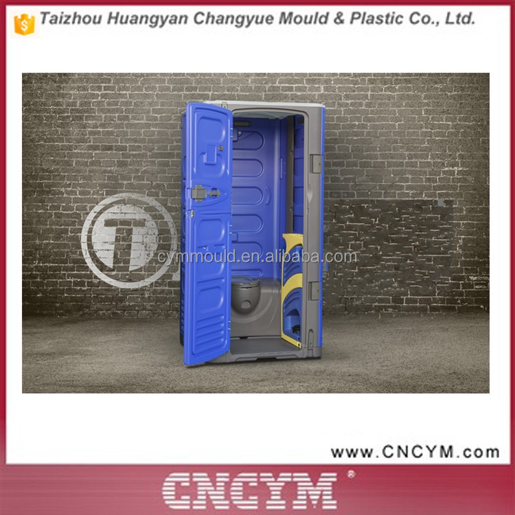 guaranteed quality factory price collapsible portable toilet hdpe