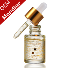 Mendior OEM Pure Vitamin C serum Whitening serum To Removal Dark Circle,Anti Aging 24K Gold Eye Serum