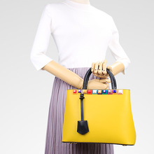 manufacturers newest pictures dubai lady fashion handbag at low price