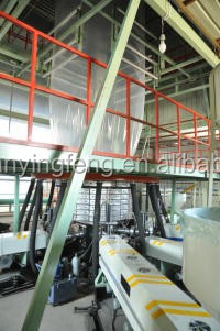 five layer co-extrusion blown film machine for green house 12 meter