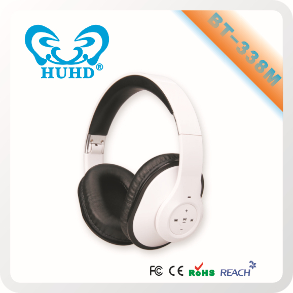 Cheapest Wholesale Wireless Bluetooth Headphone Stereo Headset Earphone for PC Sports Mobile Laptop