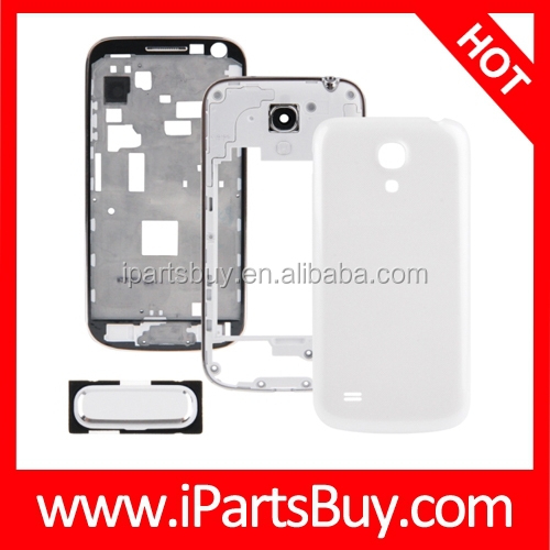 Wholesale China Mobile Spare parts Full Housing Faceplate Cover Replacement for Samsung Galaxy S4 mini / for i9195