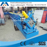 Widely Used Steel Door Frame Roll Forming Machine Manufacturing Line