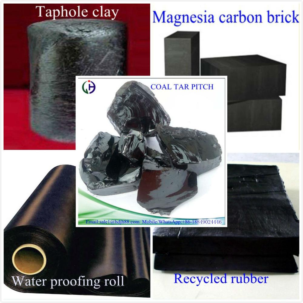 High Quality Hard Pitch COAL TAR PITCH (BINDER PITCH) Suppliers