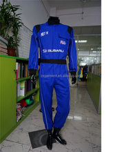 Nomex fire retardant coverall apparel flame resistant clothing