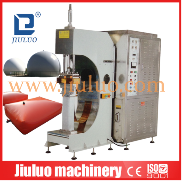 JL-D13K Liquid containment bladders/flexible tank tpu welding machine