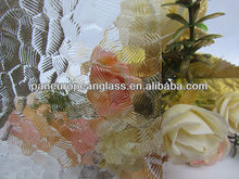 4mm patterned glass