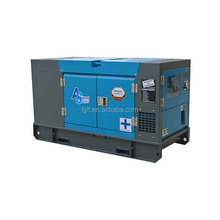 Three phase 50hz silent type 10kva generator 50hz water cooled 1500rpm