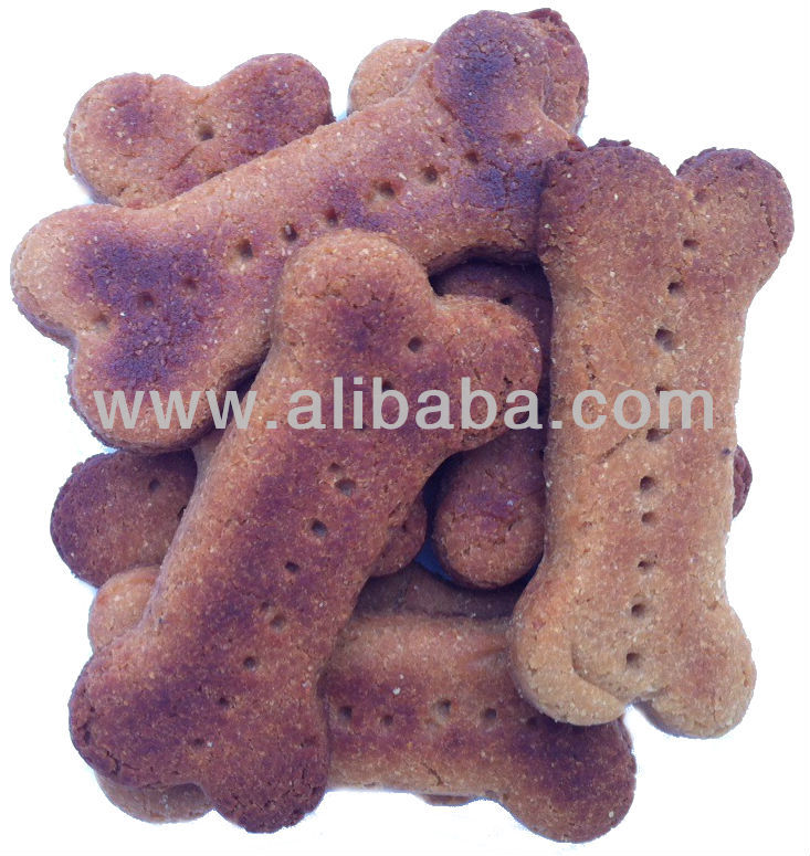 Gluten Free Wheat Free Peanut Butter Dog Treats
