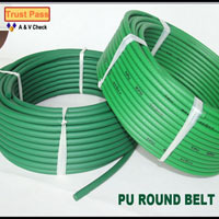 extruded A type polyurethane drive v belt