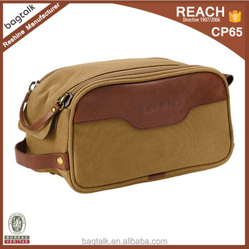 CT869 New Arrival Customize Your Own Brand Travel Makeup Cosmetics Toiletry Bag For Men