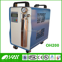Factory price portable oxy hydrogen water generator for welding