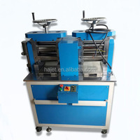 10HP Motorized Jewellery Goldsmith Rolling Mill Jewelry Tools Equipment Wire Rod Rolling Mill Jewelers Rolling Mill