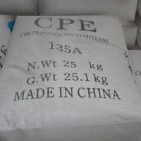 Chemical Industrial CPE White Powder For