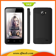 OEM 4.0 Inch FWVGA Touch Screen MTK6572 Dual Core Android 4.4 3G Cell Phone K4001