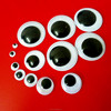 Wholesale Plastic 3D Wiggle Eyes Safe