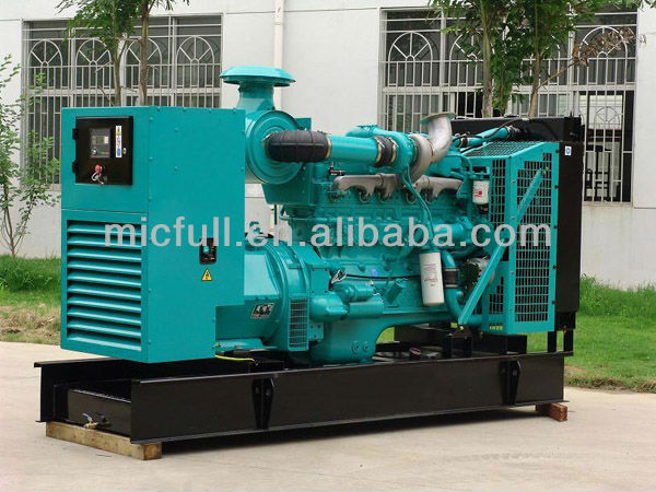 30kva 50kva 100kva 200kva 500Kva Cummins engine Power Diesel generator