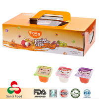 Snack packaging for children Mini Cup Konnyaku Jelly