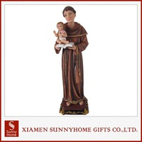 Chinese Manufacturer Resin Stand Small Saint Joseph Statue