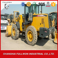 XGMA well equiped used mini size used wheel loader for construction