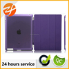 tablet case stand leather case for ipad 2, custom smart cover with sleep awake function tablet case