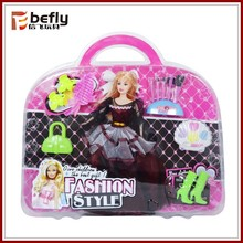 11.5 inches fashion model baby doll dress up games from shantou