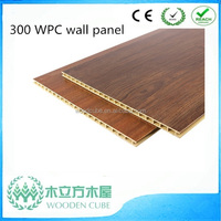 WPC wall decoration for living room