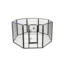 Wholesale Pet Training Iron Fence Dog Kennel