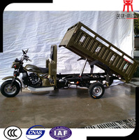 Powerful and Strong Three Wheel Cargo Motor cycle Motos Chinas 250cc 300cc