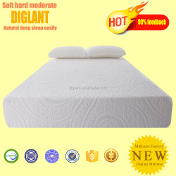 100% Natural Talalay Latex Mattress - 10 inch