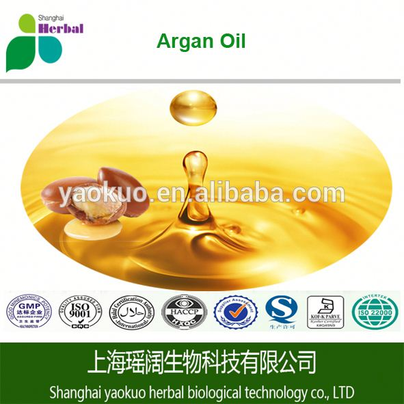 Gold Quality Argania Spinosa from Morocco Cosmetic Product Cheap Argan Oil