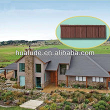 Colorful Stone Coated Steel Roof Tile