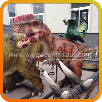 Mechanical Dinosaur Ride Kids Dinosaur Games