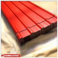 Factory Of Colored Roof Tile