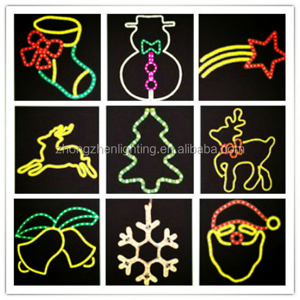 Light Up LED Outdoor Christmas Decoration