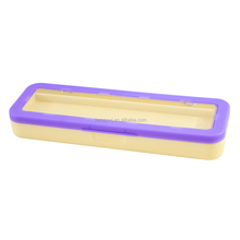 Cool study gift ladder plastic pencil box for teenagers