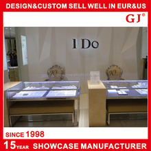High Quality Printing Acrylic Promotional store Jewelery display stand