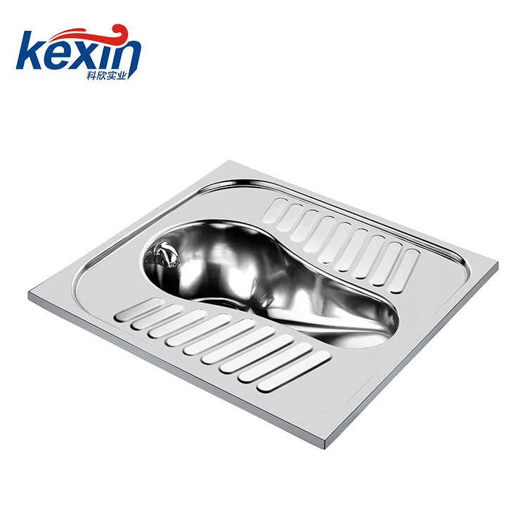 Wholesale Customized Good Quality Stainless Steel Squat Pan
