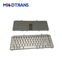 Silver Laptop Teclado,Br/Brazil/Brazilian laptop keyboard for Dell Inspiron 1420 1520 1525