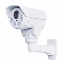 1080P IP Network PTZ Bullet Camera with 10x Optical Zoom 5.1~51mm Lens SONY IMX322 2MP CMOS POE IP66 Waterproof 80m IR Distance