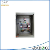 oem type high-quality best price AC eletronic 35kw star delta start pump control panel