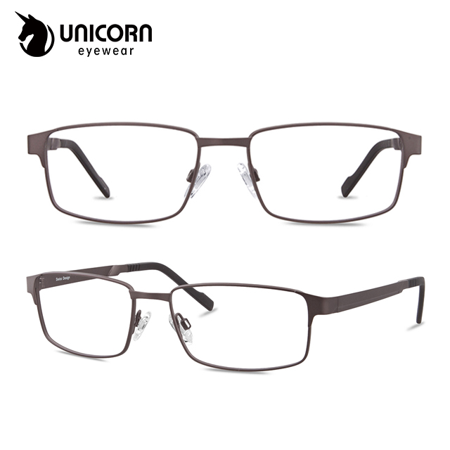 Mens Gentle Style Memory Spectacle Frames China