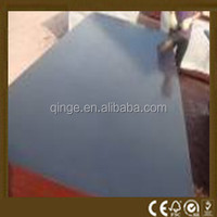 21mm poplar Waterproof concrete template plywood